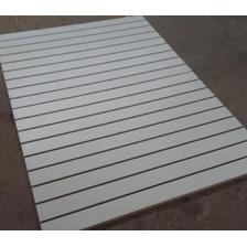Panel Ranurado | 180 X 130 | Con 8 Ganchos Metal #plakards