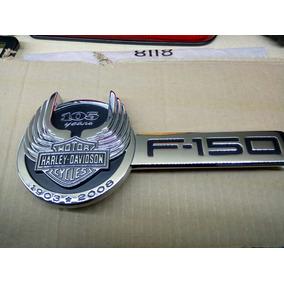Emblema F150 Harley Davidson Nuevo Original