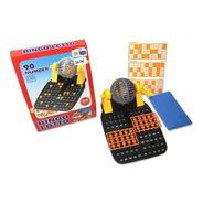 Bingo Juego De Mesa Loto 90 Números 24 Cartones