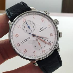 7d5c631bb13 Relogio Iwc Schaffhausen 2678159 - Relógios De Pulso