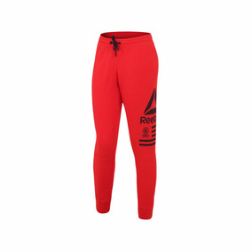 Pantalón Reebok Fitness One Series Quik Cotton Graphic Mujer