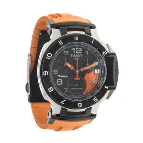Reloj Tissot Para Caballero Modelo T-race Moto G - 116619362
