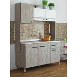 Mueble De Cocina Compacta Gabi ... Envio Gratis!!!