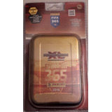 Caja Metalica Adrenalyn Fifa 365 6 Sobres 2 Cartas Especiale