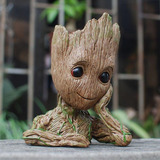 Maceta Baby Groot Guardianes De La Galaxia