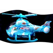Helicóptero De Juguete, Luces, Sonido Y Movimiento Myp