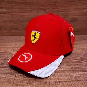 Bone Scuderia Ferrari - Bonés Outras Marcas para Masculino no ... 2e2916884db
