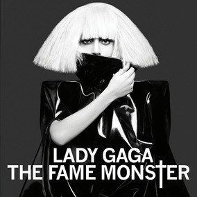 Combo Lady Gaga The Fame Monster + The Fame Cd Importado