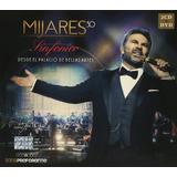 Mijares Sinfonico Desde El Palacio Bellas Artes 2 Cd + Dvd