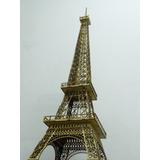 Torre Eiffel De 1,25 Mts De Alto En Maderafibrofacil