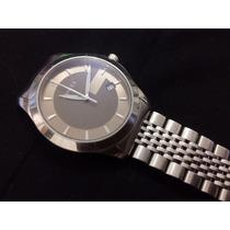 Relógio Prata Gucci - Semi Novo - Unissex Feminino Masculino