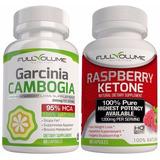 Garcinia Cambogia + Raspberry Ketone. 30 Dias. Envio Gratis