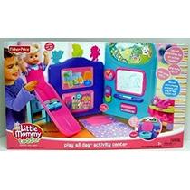 Juguete Little Mommy Del Niño De Jugar Todo El Día Centro D