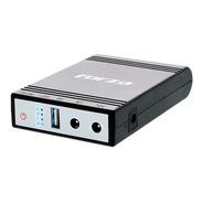 Mini Ups Forza Dc-140 Protección Power Bank P/modems 14w Usb