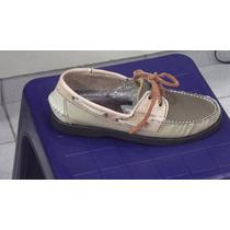 Zapatos Oxford Navegantes Cuero Sebago Y Thom Sailor Damas