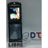 Celular Motorola V3 Con Tapita Liberados