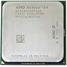 Processador Amd Athlon 64 -2800 - Ada2800aep4ar