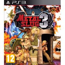 Metal Slug 3 Ps3 .:ordex:.