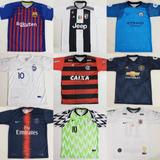 Kit 10 Camisas De Time Futebol Atacado Revenda Raynstore®