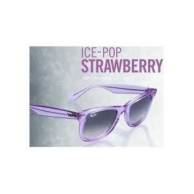 Óculos De Sol Ray Ban Wayfarer Ice Pops 2140