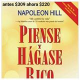 Libro Piense Y Hagase Rico (napoleon Hill)