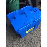Caja Bisagra Plástico 20x20x26