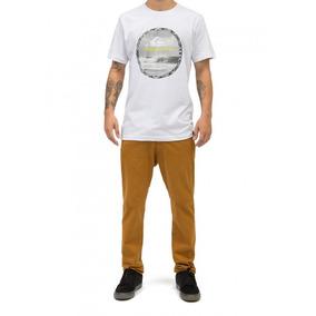 9c087c40987a2 Camiseta Fit Quiksilver Original - Camisetas e Blusas no Mercado ...