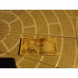 Billete De 500 Antiguo Colombiano