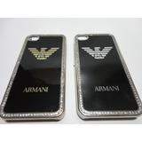 Capa Case Exclusivo Iphone 4 E 4/s - Empório Armani
