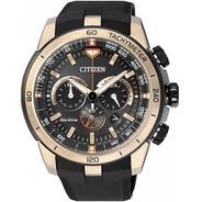 Reloj Hombre Citizen Ca415202e Eco Drive Cronografo Wr 100m