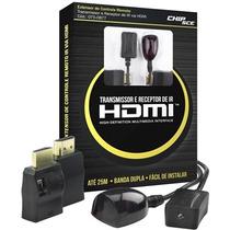 Extensor De Controle Remoto Ir Via Hdmi Chip Sce 12 X S/ Jur