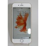 Iphone 6s Dorado 128gb Libre Telcel Iusacell Nextel Movistar