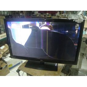 Tv Lg 42ls3400 Com A Tela Quebrada