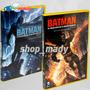 Batman El Caballero De La Noche Regresa Parte 1 Y 2 En Dvd