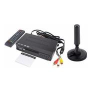 Kit Sintonizador Tv Digital Tvd Full Hd Antena Interior Tvd