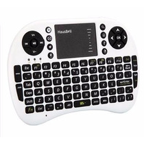 Teclado + Mouse Wireless S/ Fio Smart Tv Lg Samsung Aoc Etc