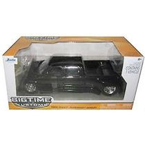 El333 1:24 Chevy Silverado Dooley 99 Camioneta Jada Bigtime