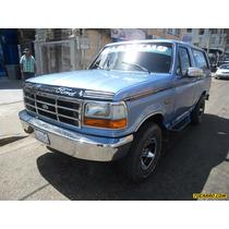 Ford Bronco Básica - Automatico