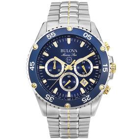 Relógio Masculino Bulova Analógico Wb30686a