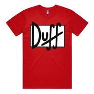 Camiseta Camisa Duff Beer Geek Nerd Cerveja Blusa Qualidade