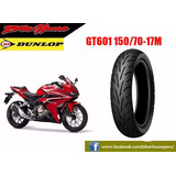 Llanta Dunlop Gt601 150/70-17m - Para Moto Honda Cbr500