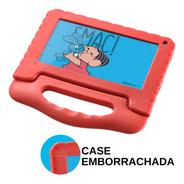 Tablet M7 Turma Da Monica 32gb Multilaser Vermelho - Nb369