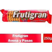 Galletitas Frutigran Avena Y Pasas Galletas Granix