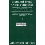Freud Obras Completas Tomos 1 Al 10. Amorrortu Libreria