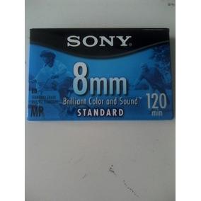 Cinta De Video Sony 8 Mm 120 Min
