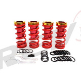 Resortes Ajustables Coilovers Godspeed Civic Honda 96-00