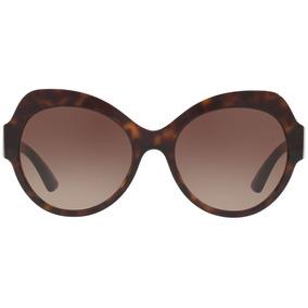 97a564cfe71e0 Óculos De Sol Dolce Gabbana 853 Marrom Novo Frete Grátis!! - Óculos ...