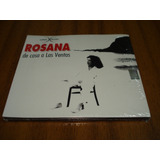 Cd Rosana / Lunas Totas - De Casa A...(nuevo Y Sellado) 3 Cd