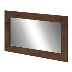 Quadro Com Espelho Sala Jantar Lopas Búzios Imbúia