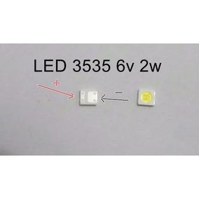 Led Smd Tv Blacklight 3535 6v 2w